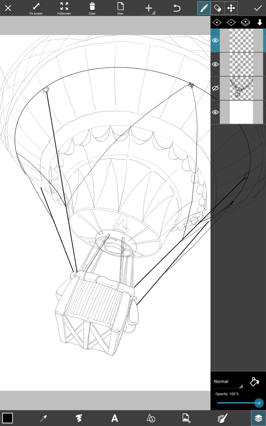 how to draw air how to draw a hot air balloon step by step create air to draw how