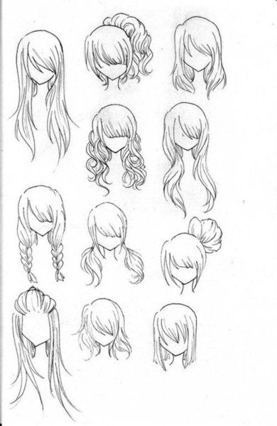 how to draw an anime girl step by step anime drawings for beginners pictures to pin on pinterest an step by anime to draw girl step how