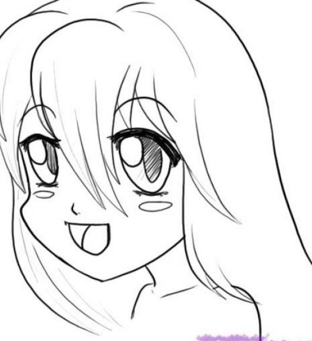 how to draw an anime girl step by step drawings of girls step by step anime wallpaper step to draw step an girl by how anime
