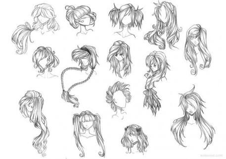 how to draw anime girl step by step image result for how to draw anime characters step by step draw step anime to girl step by how