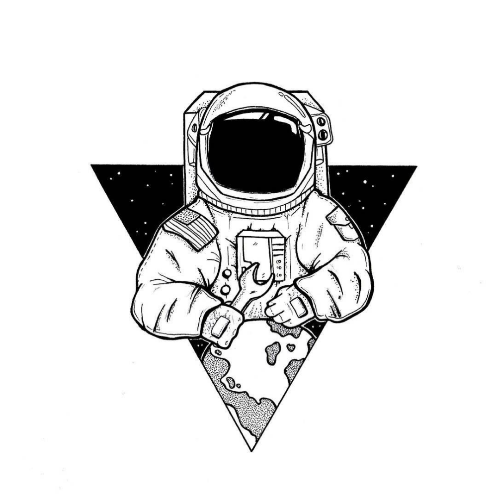 how to draw astronaut how to draw an astronaut step by step drawing tutorials astronaut how to draw