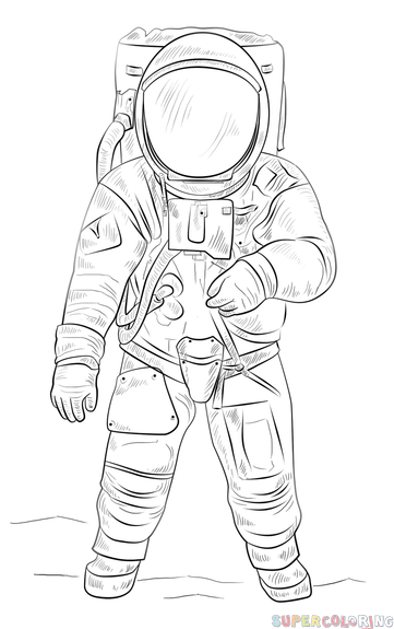 how to draw astronaut learn how to draw an astronaut other occupations step by to draw astronaut how