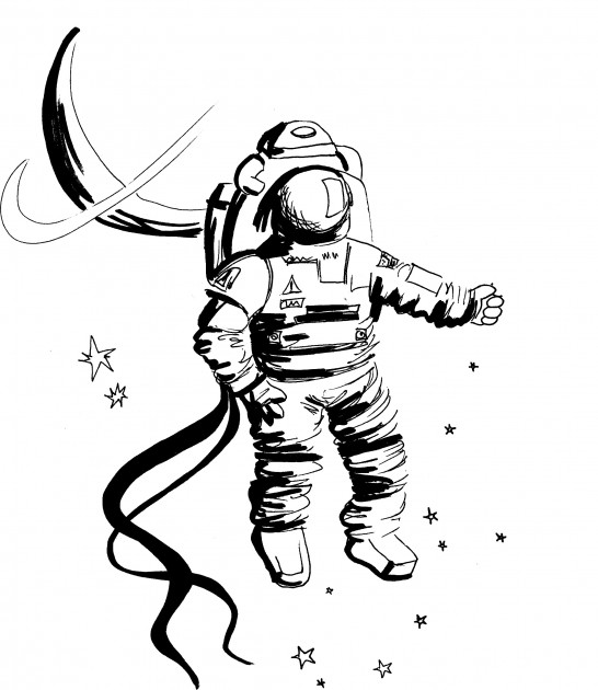 how to draw astronaut the astronaut to draw how astronaut