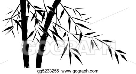 how to draw bamboo fresh bamboo shoot on a white background drawing by iam nee draw bamboo how to