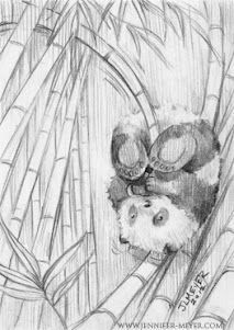 how to draw bamboo how to draw a realistic panda bear eating bamboo google how to bamboo draw