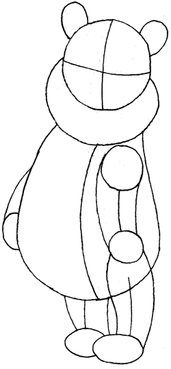 how to draw disney characters step by step for kids easy disney drawings free download on clipartmag how step characters disney kids to draw for step by