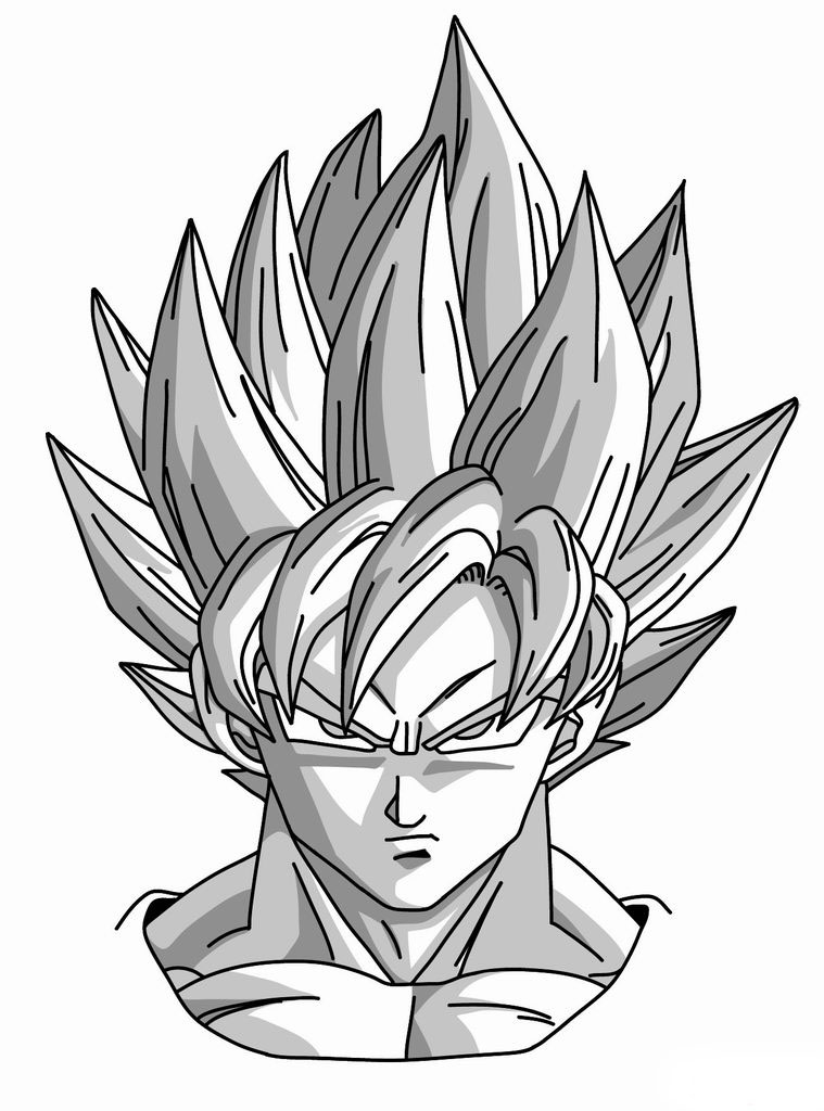 how to draw dragon ball z how to draw gohan from dragon ball z with easy step by z ball draw how to dragon