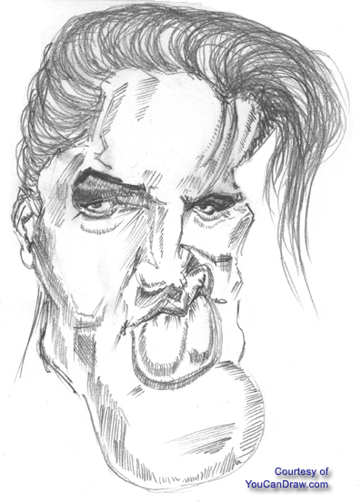 how to draw elvis presley easy caricatures what makes elvis presley caricaturable how elvis presley easy to draw