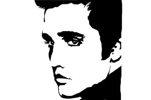 how to draw elvis presley easy how to draw elvis presley drawingnow easy draw to how elvis presley