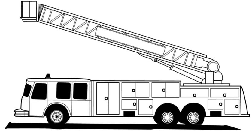 how to draw fire truck fire truck drawing free download on clipartmag draw to fire how truck