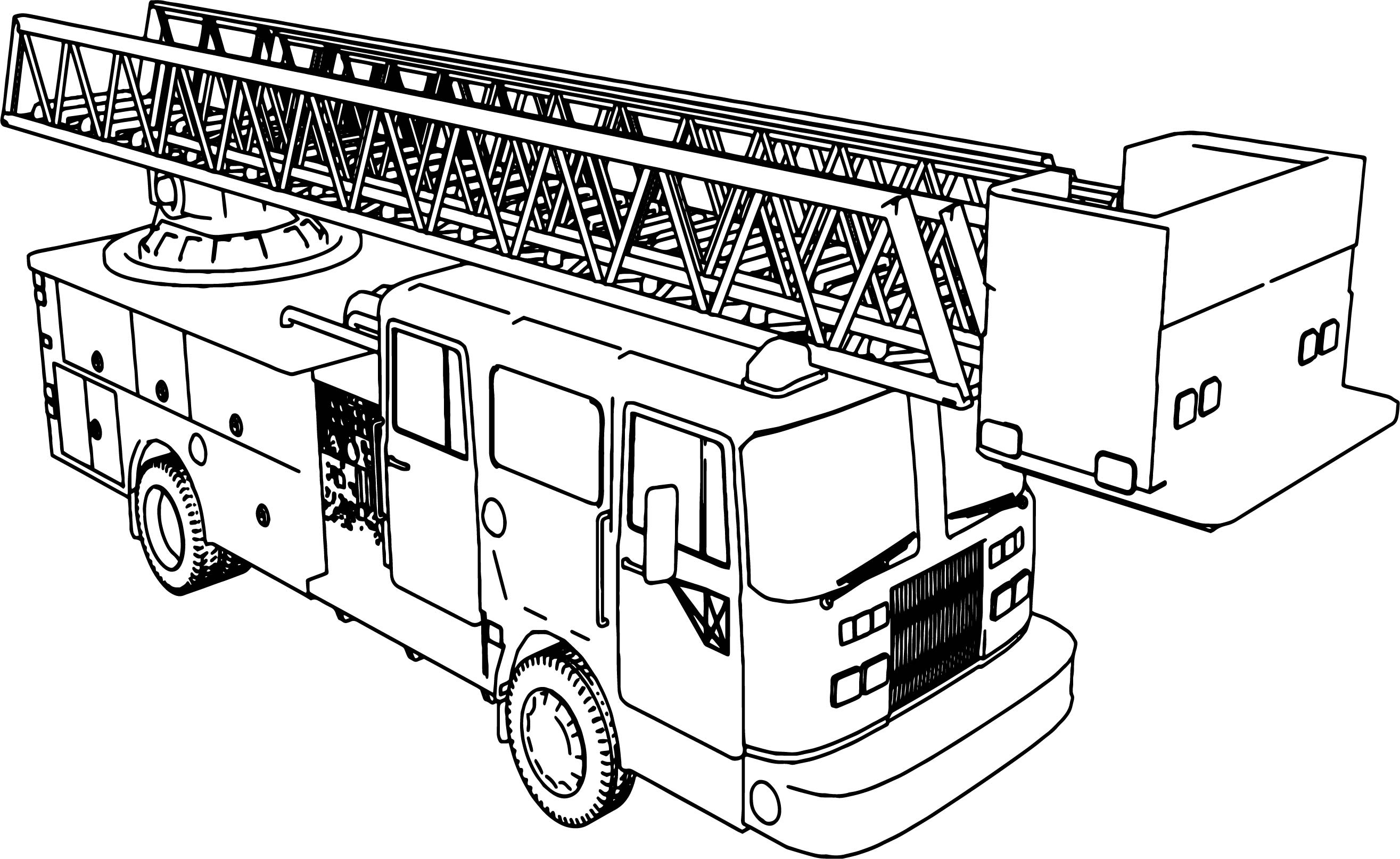 how to draw fire truck fire truck drawing pictures at paintingvalleycom draw how fire to truck