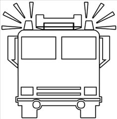 how to draw fire truck how to draw a fire truck clipart best fire to truck how draw