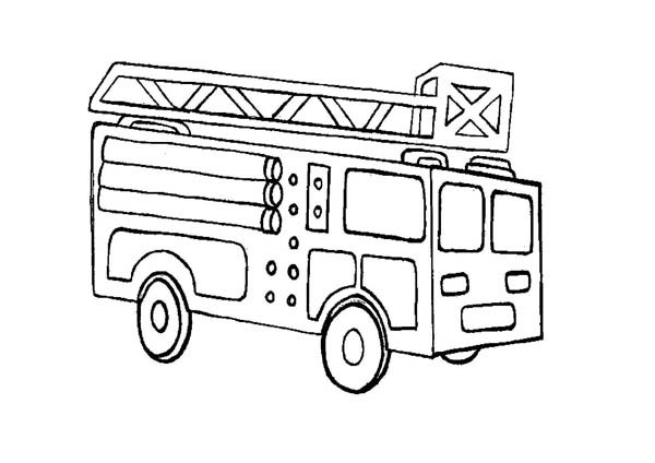 how to draw fire truck kids drawing of fire truck coloring page coloring sky truck how draw to fire