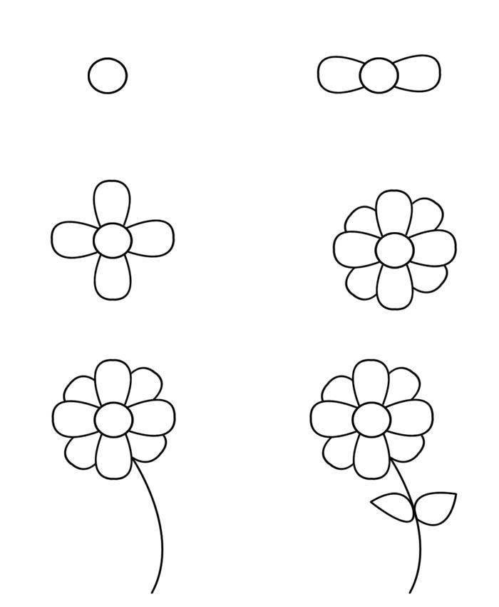 how to draw flowers how to draw black eyed susan flowers free worksheet how draw flowers how to
