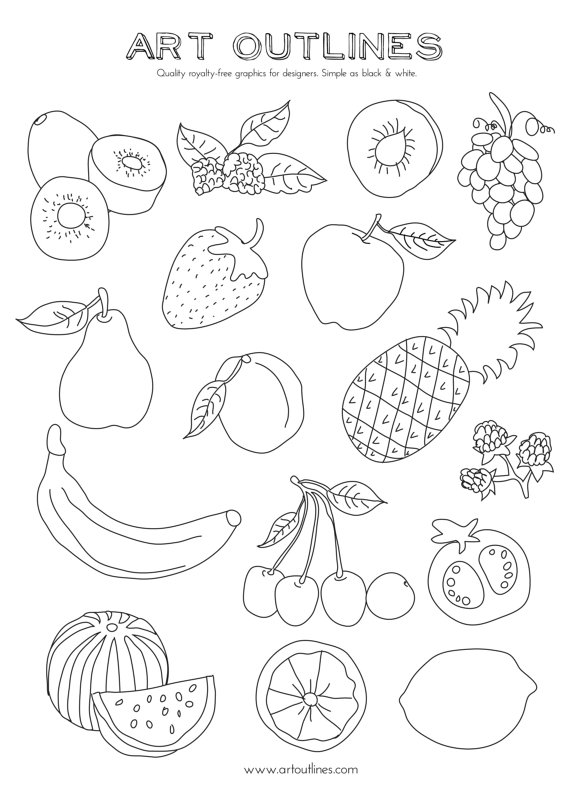 how to draw fruit fruit drawing at getdrawings free download fruit how to draw