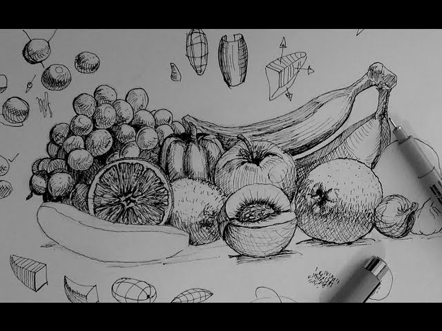 how to draw fruit fruits drawing images at paintingvalleycom explore draw to fruit how