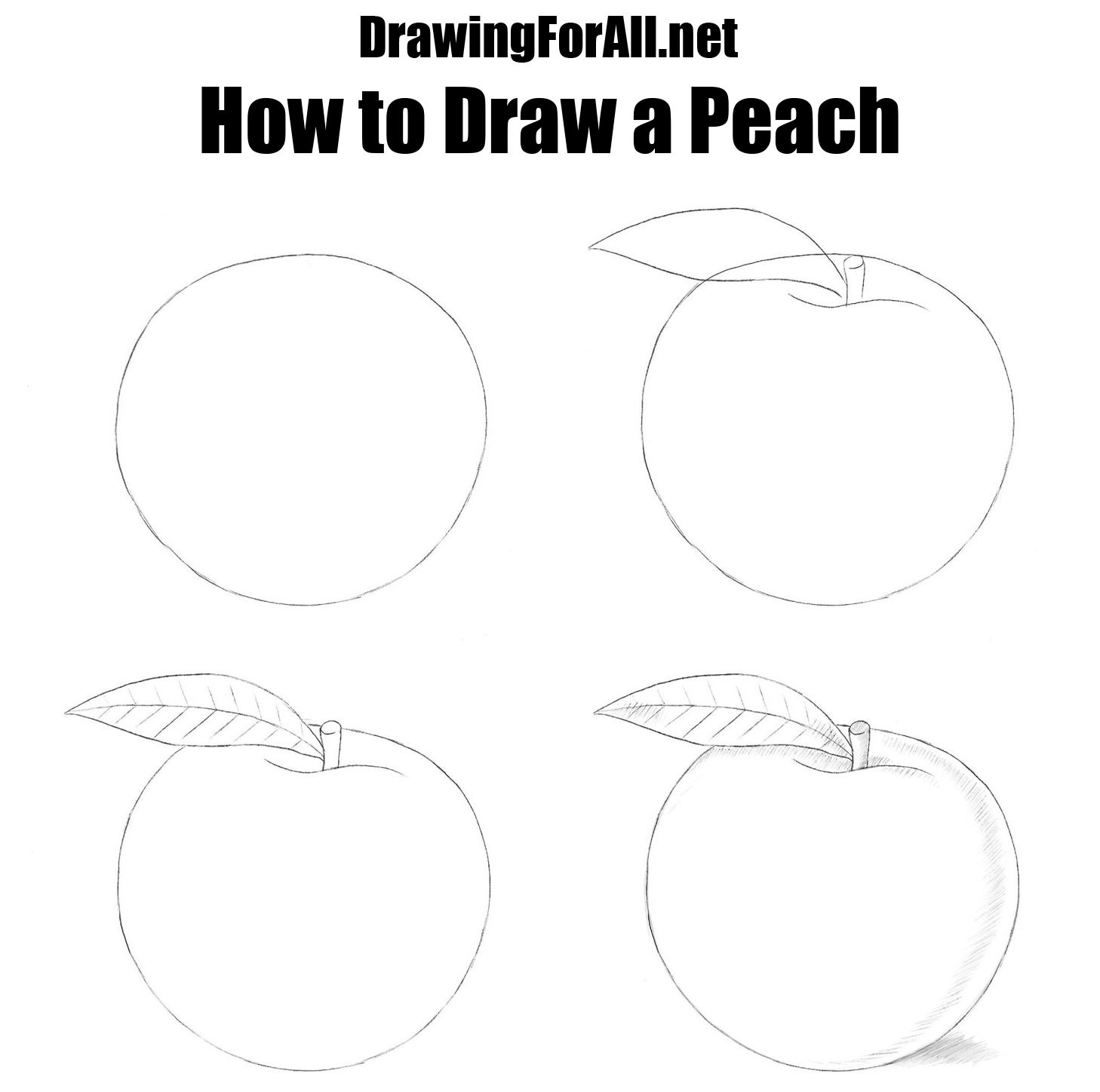 how to draw fruit how to draw popcorn pear drawing fruits drawing easy draw how fruit to