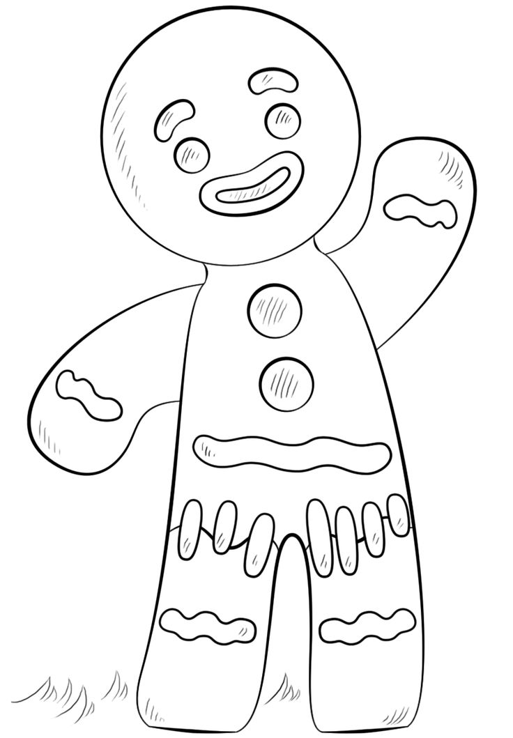 how to draw gingerbread man gingerbread man coloring page elegant how to draw a draw how to man gingerbread