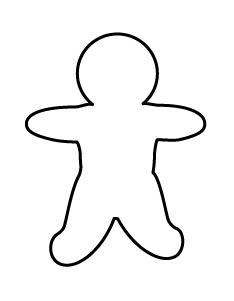 how to draw gingerbread man gingerbread man coloring pages worksheet school in 2020 man how to gingerbread draw