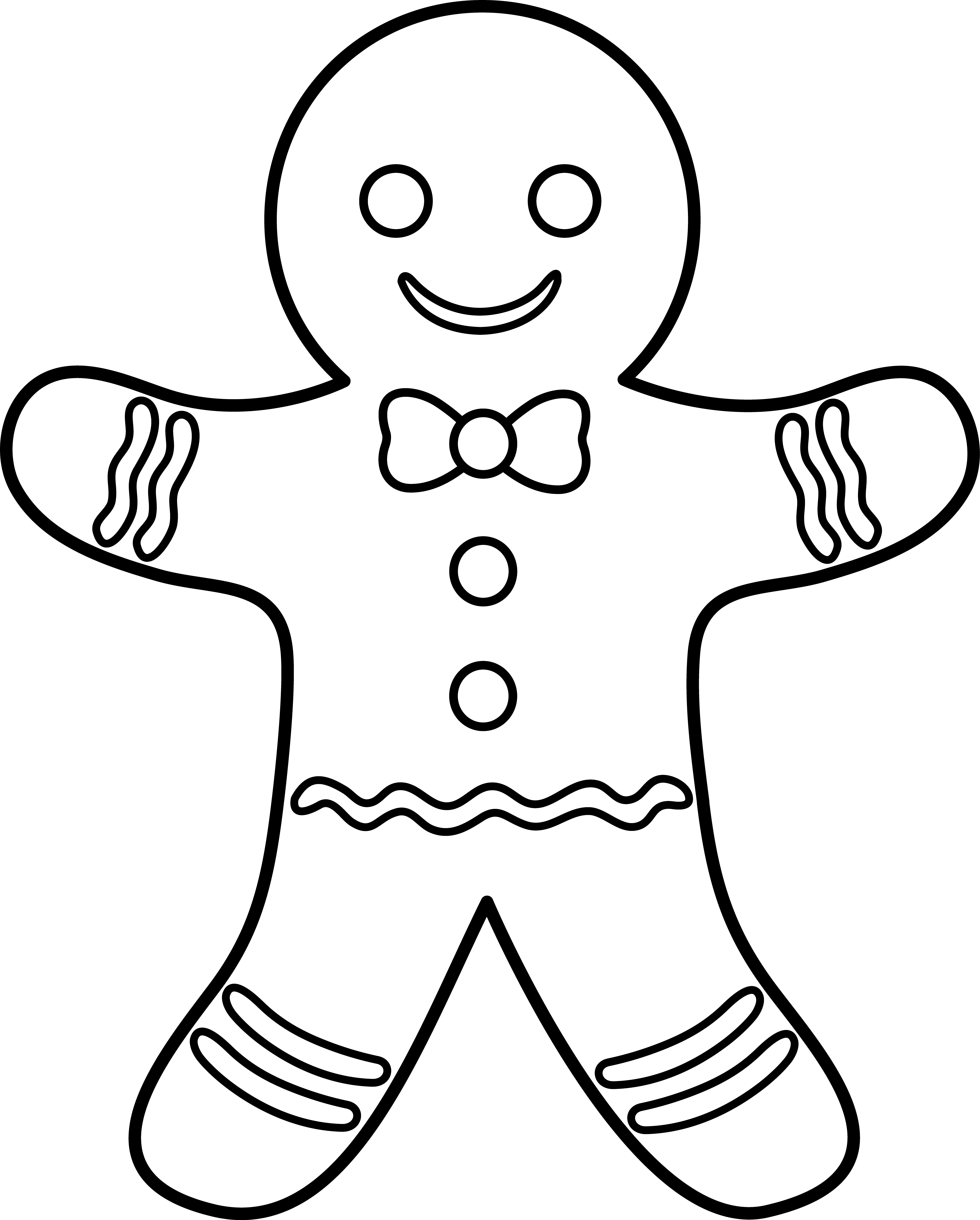 how to draw gingerbread man gingerbread man sketch at paintingvalleycom explore gingerbread draw how man to