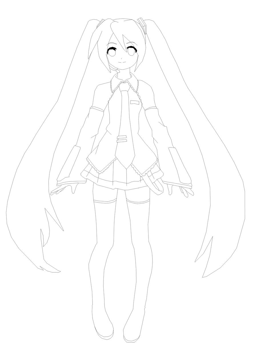 how to draw hatsune miku vocaloid miku teto free coloring pages hatsune how draw miku to