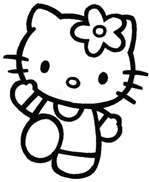 how to draw hello kitty step by step 無料印刷可能 sketch hello kitty drawing images さととめ how step by hello step draw kitty to