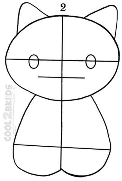 how to draw hello kitty step by step how to draw hello kitty step by step pictures cool2bkids to by draw step kitty step hello how