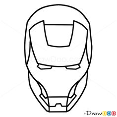 how to draw iron man face 101 best comics images comics drawings venom draw how iron face man to