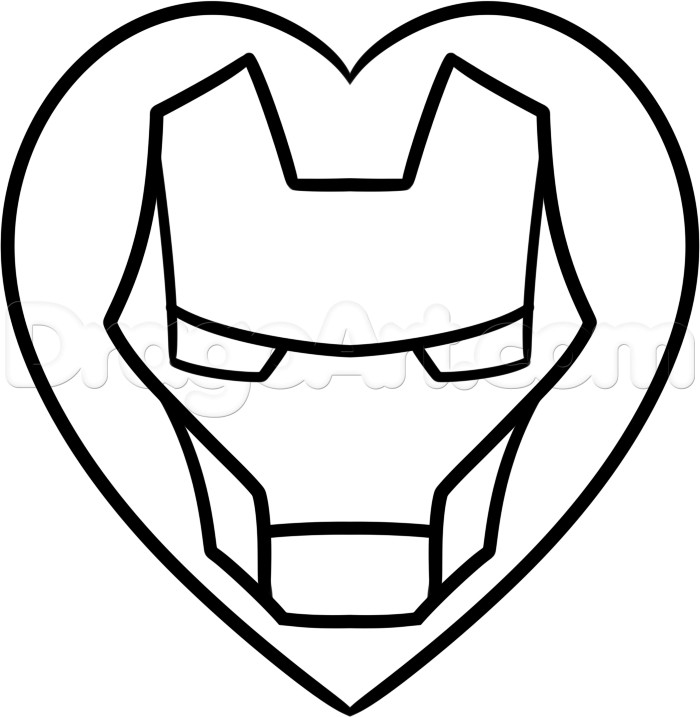 how to draw iron man face 15 best new easy step iron man face drawing armelle draw iron face how man to