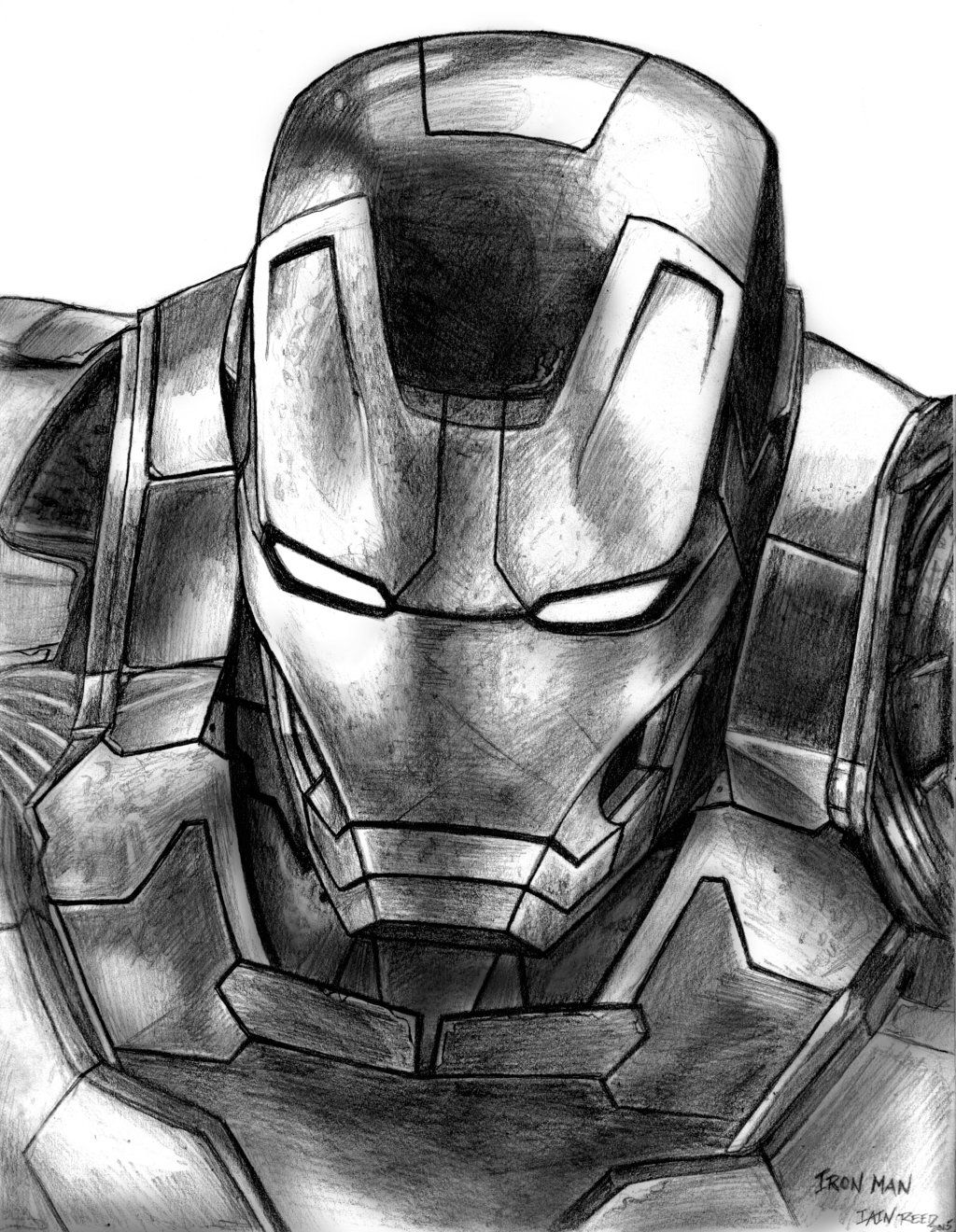 how to draw iron man face iron man avengers age of ultron by soulstryder210 how to iron face man draw
