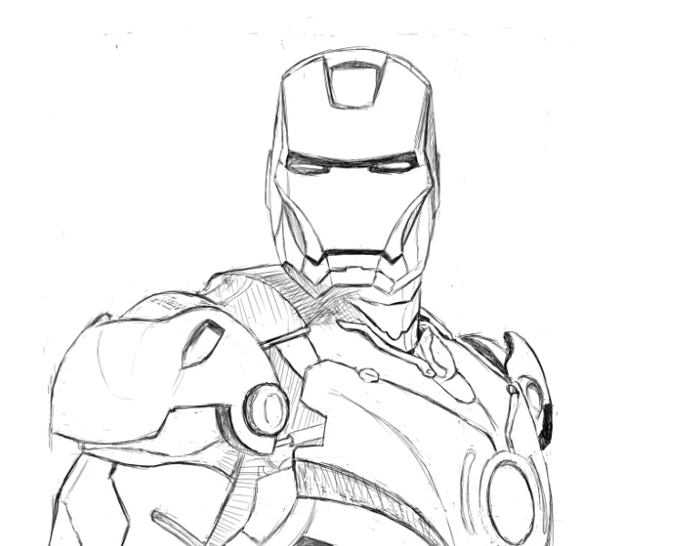 how to draw iron man face iron man drawing at getdrawings free download iron to man face draw how