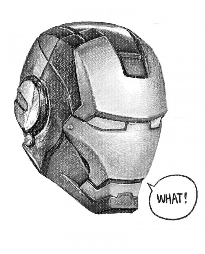 how to draw iron man face picture used to make iron man pattern simplified down to draw to face how man iron
