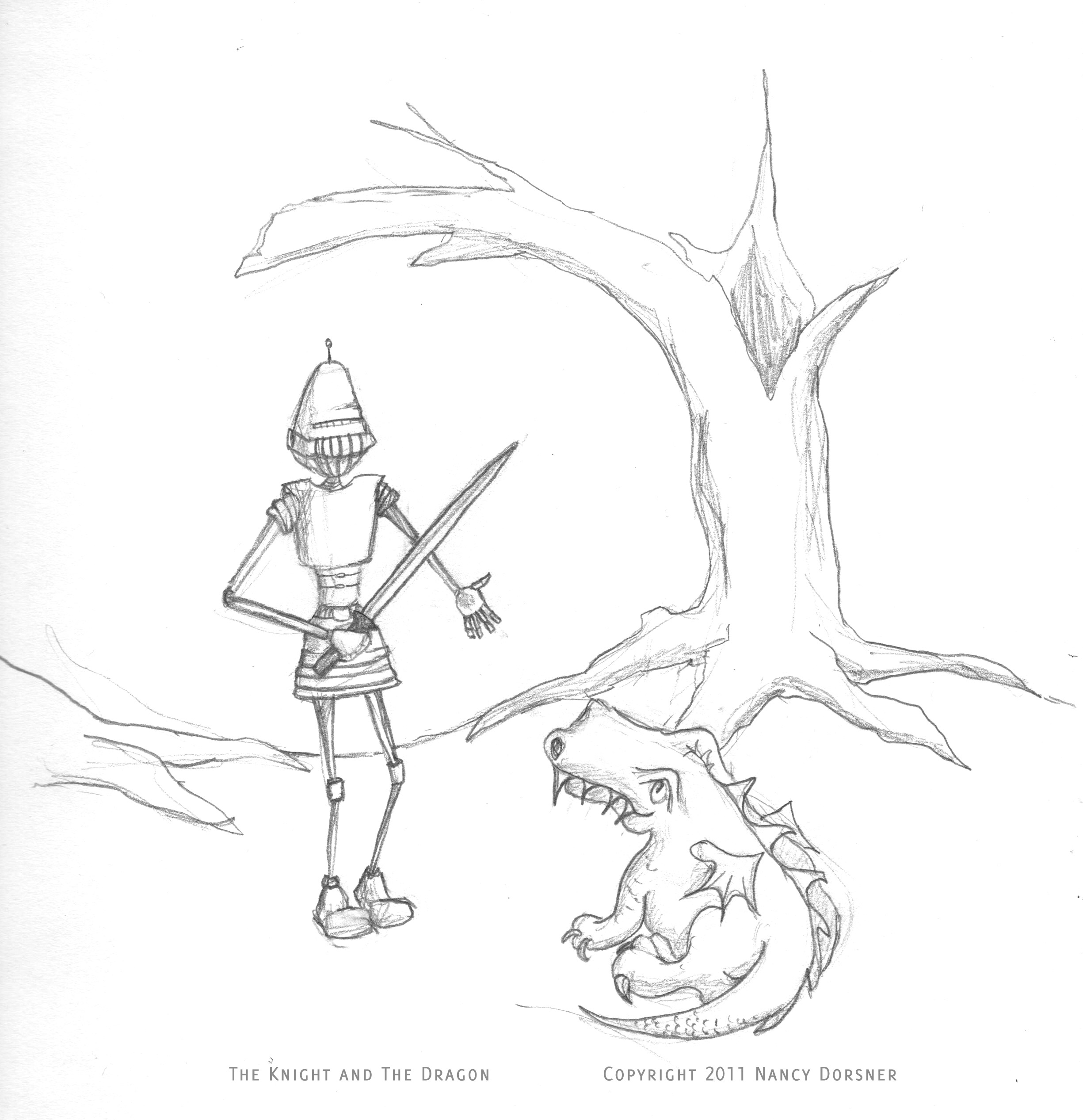 how to draw knights fighting how to draw a knight for beginners drawingforallnet how draw to fighting knights