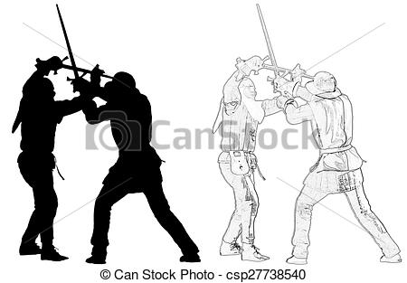 how to draw knights fighting kneeling knight drawing at getdrawings free download knights to draw how fighting