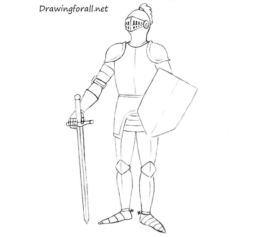 how to draw knights fighting knight fighting dragon drawing at getdrawings free download fighting to how draw knights
