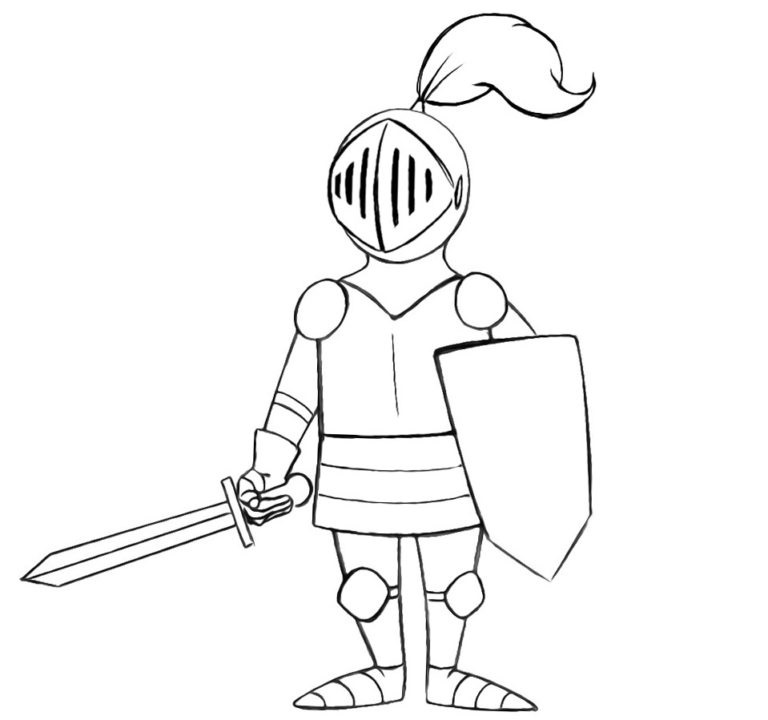 how to draw knights fighting knight wearing armor suit fighting enemy stock vector knights draw fighting how to