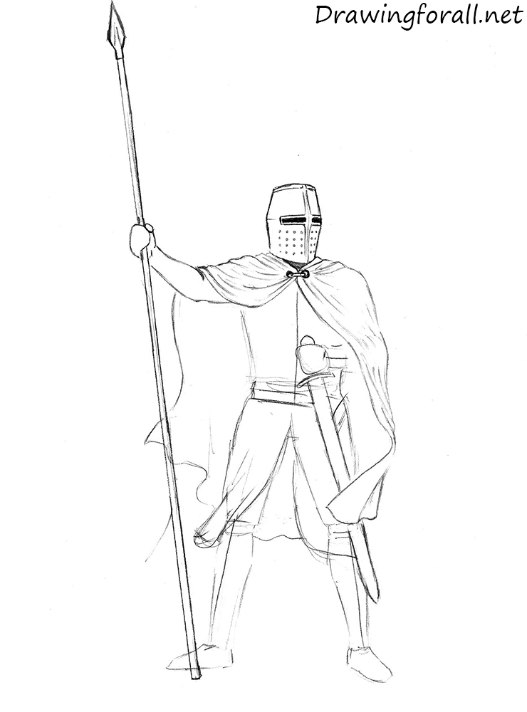 how to draw knights fighting knights and warriors coloring pages printable games 2 to fighting how knights draw
