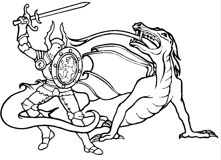 how to draw knights fighting two groups of medieval knights begin to fight drawing by fighting knights draw to how