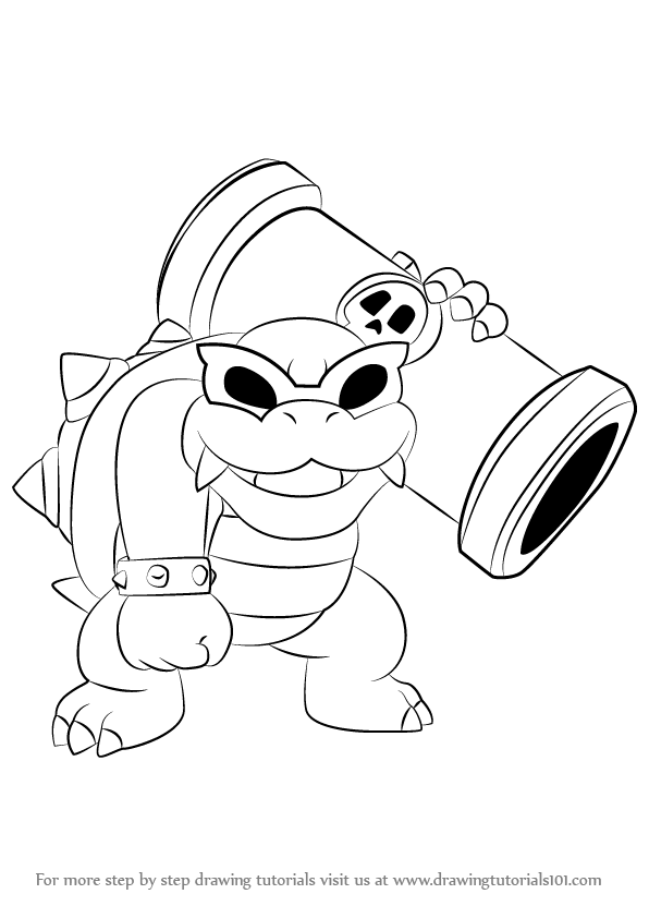 how to draw koopa troopa step by step the best free koopa drawing images download from 75 free troopa koopa to step step by how draw