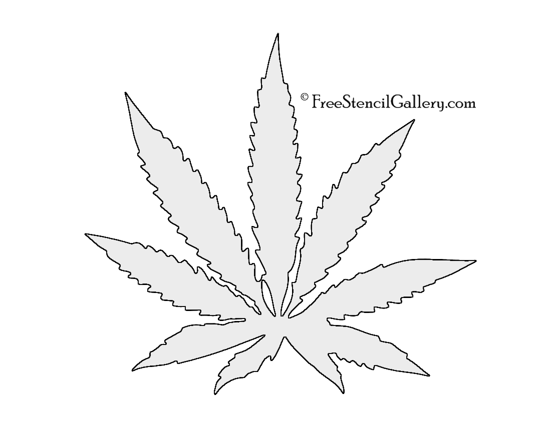 how to draw pot leaf cartoon simple weed leaf drawing at getdrawings free download how pot draw to cartoon leaf