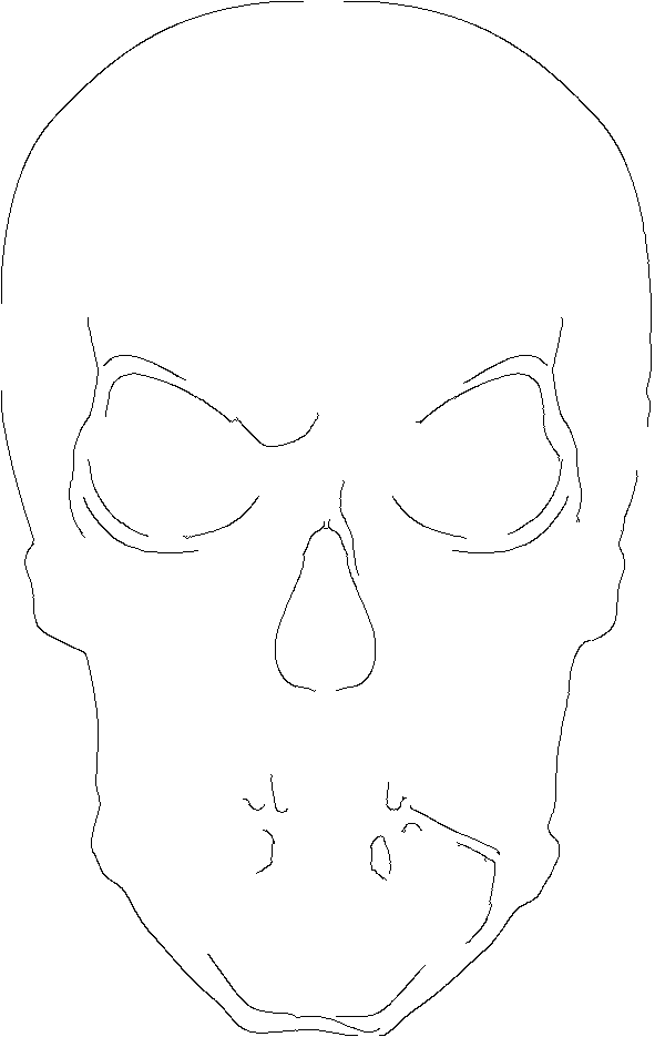 how to draw realistic skulls step by step 40 ideas for how to draw a skull step by step kids realistic how by to step skulls draw step