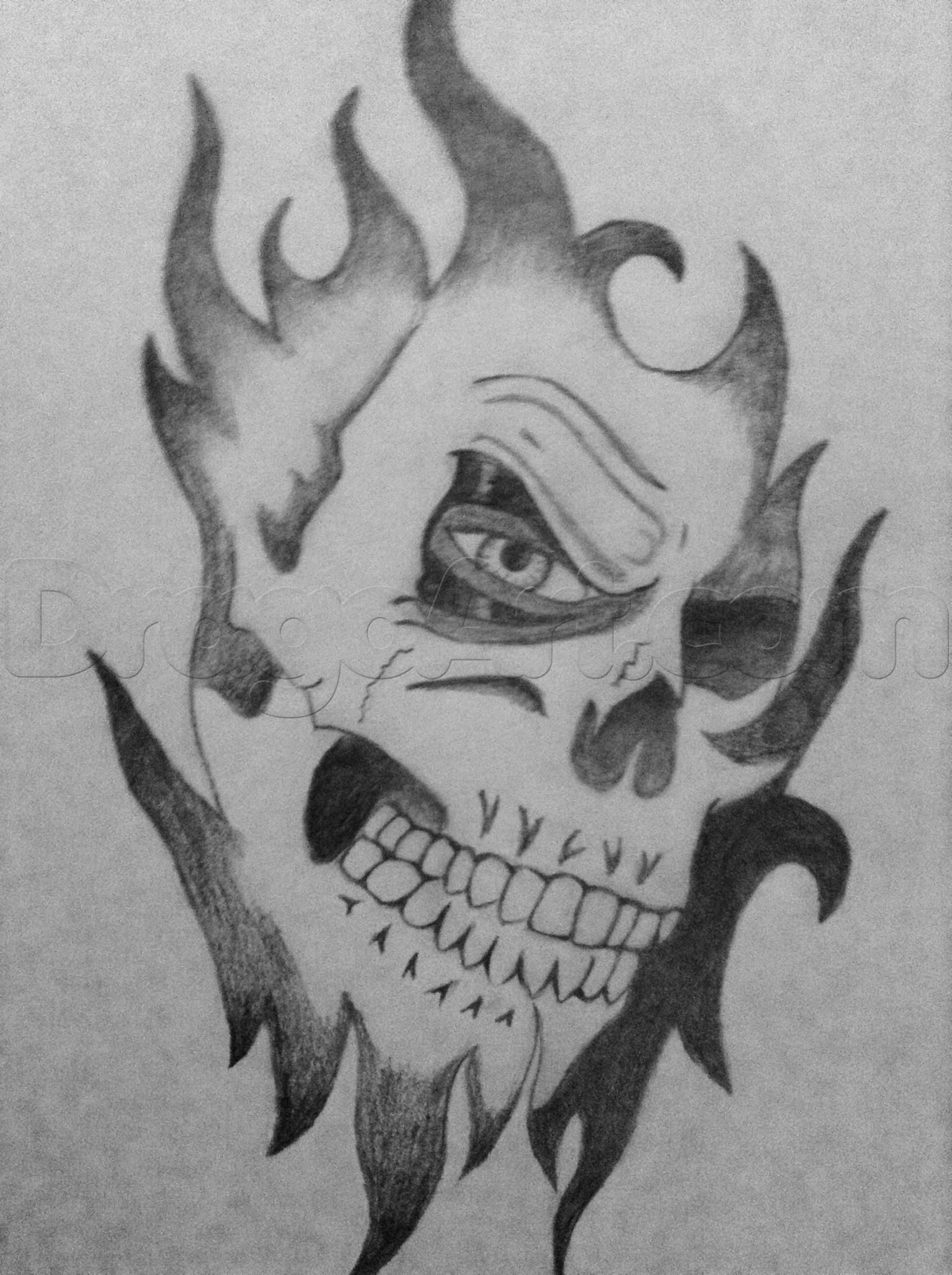 how to draw realistic skulls step by step awesome skulls and graffiti how to draw an awesome skull realistic by how step to draw skulls step