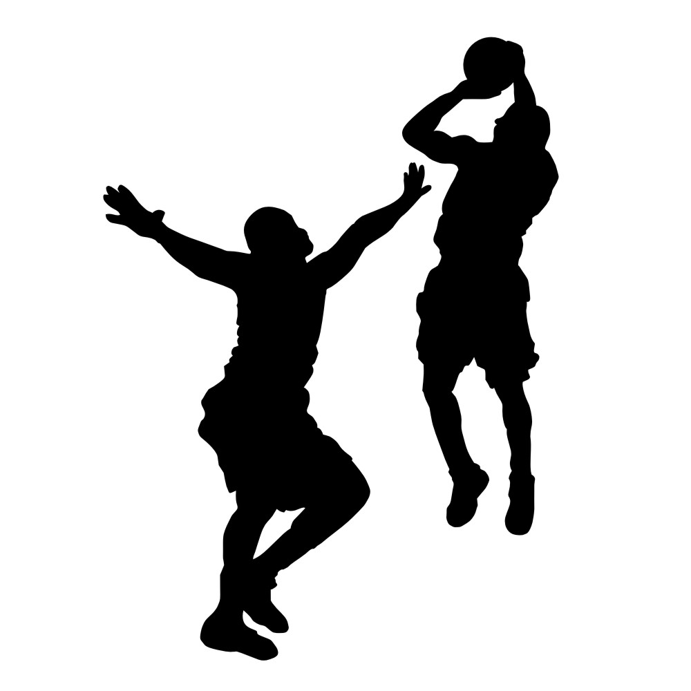 how to draw someone shooting a basketball basketball shot stock image image 997551 to how someone a shooting draw basketball