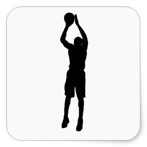 how to draw someone shooting a basketball free basketball shooter cliparts download free clip art a someone how draw basketball to shooting