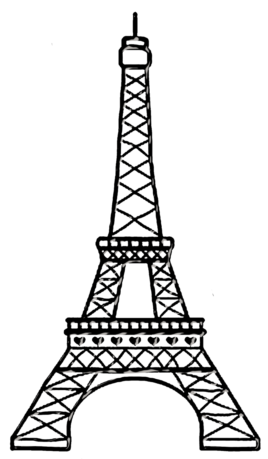 how to draw the eiffel tower easy step by step how to draw the eiffel tower step by step buildings step by tower easy step draw eiffel to how the