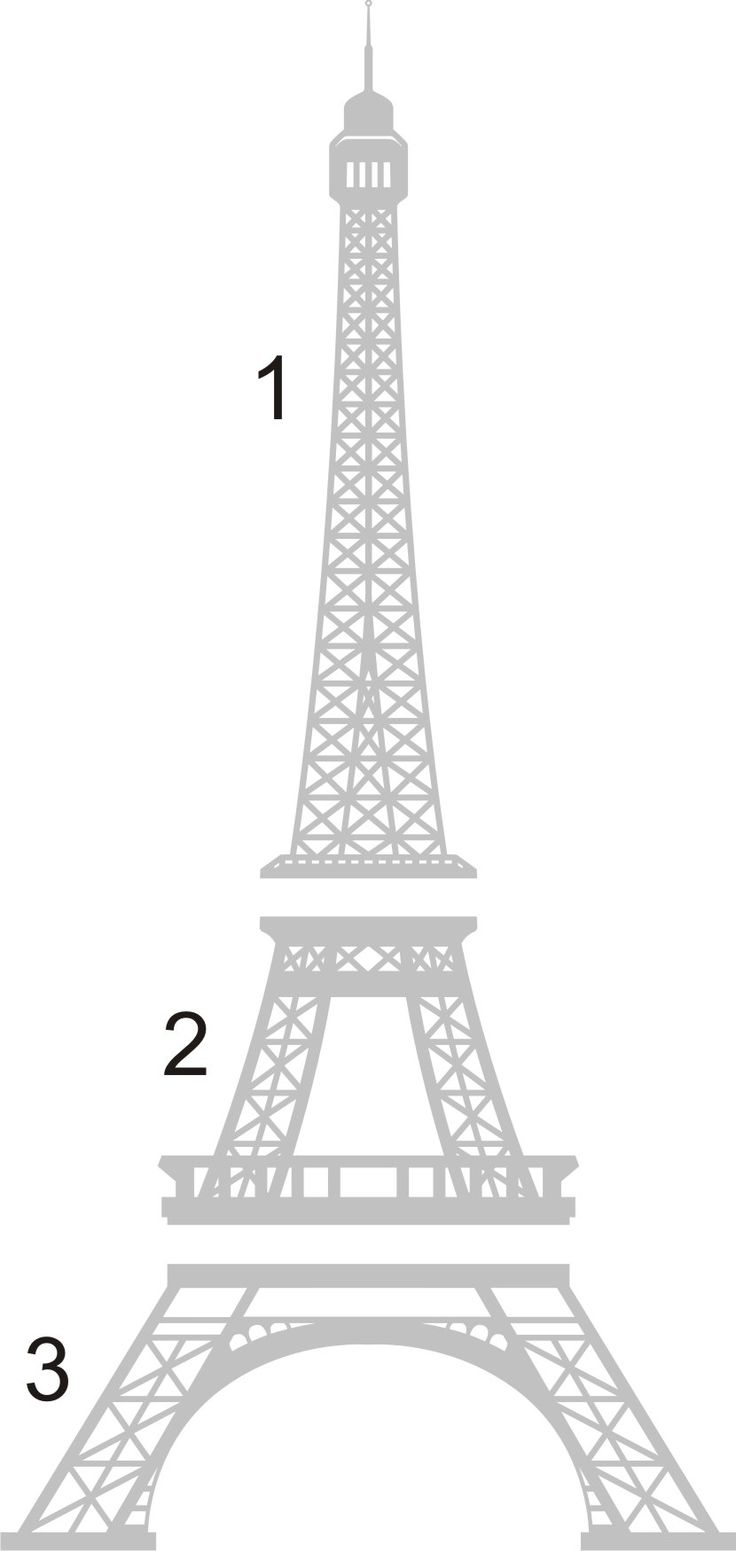 how to draw the eiffel tower easy step by step how to draw the eiffel tower step by step wall decal 8 how draw easy step by step tower the eiffel to