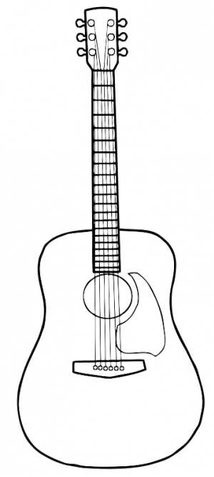 how to sketch a guitar acoustic guitar drawing google search with images how to a guitar sketch