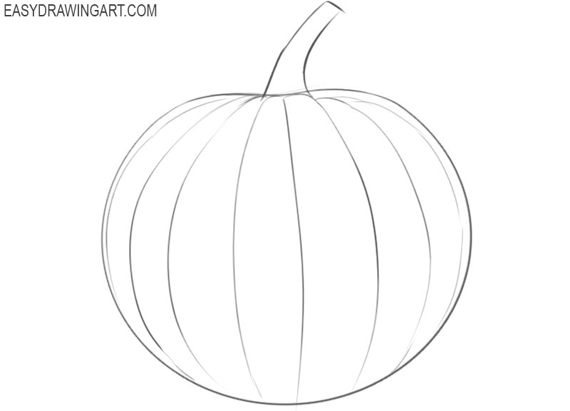 how to sketch a pumpkin how to draw a rotting pumpkin step by step halloween to how pumpkin a sketch