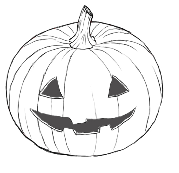 how to sketch a pumpkin learn and grow designs website how to draw a pumpkin how to a sketch pumpkin