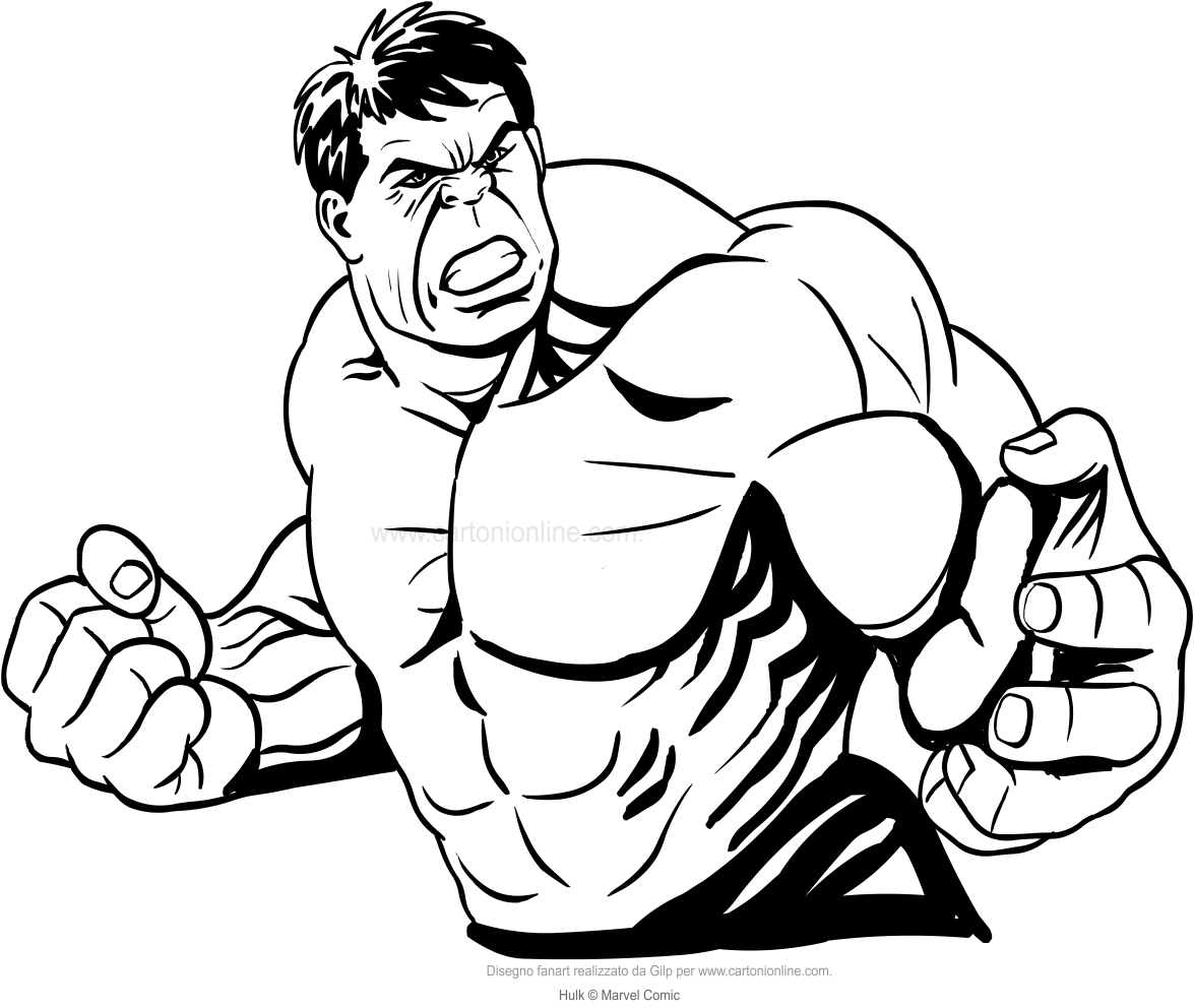 hulk outline for coloring hulk drawing face at getdrawings free download coloring outline hulk for